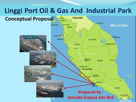 Linggi Port Oil & Gas And Industrial Park