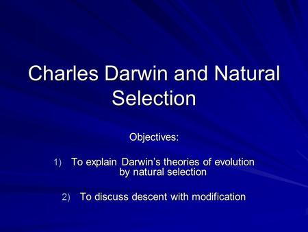 a discussion of the questioning of darwins theory of evolution