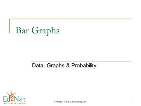 Data, Graphs & Probability