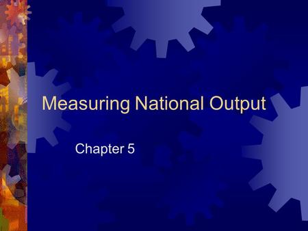 introduction to national income accounting pdf