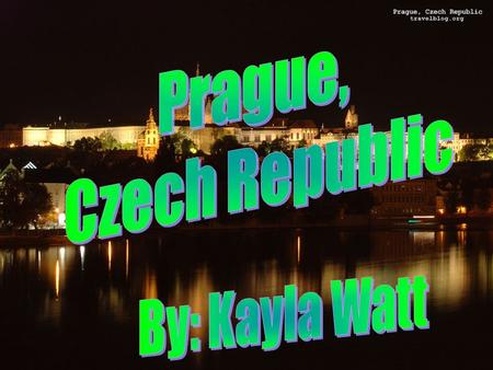Where is the Prague located within Czech Republic??? Prague is located in North-Western Czech Republic.