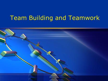 Team Building and Teamwork. Teambuilding  Besides the one-on-one coaching that is an ongoing responsibility of an effective leader, the careful nurturing.