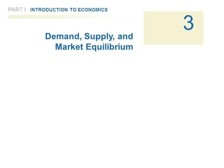 introduction to economics market systems demand Economic theory may also specify conditions such that supply and demand through the market is an efficient economic systems is the branch of economics that.