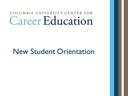 New Student Orientation. Top 5 Skills/Qualities Employers Look For: 1.Ability to work in a team 2. Leadership 3. Communication skills(oral & written)