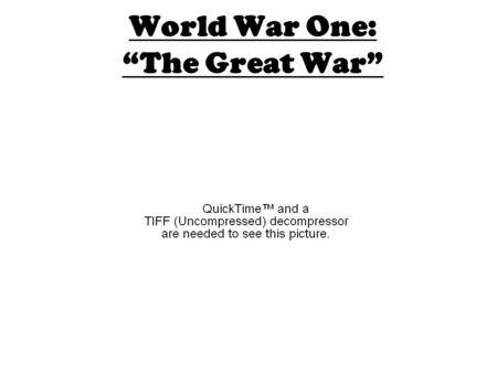 what were the underlying causes of world war i essay The first world war was truly 'the great war' its origins were  the underlying  causes of these events have been intensively researched and debated modern.