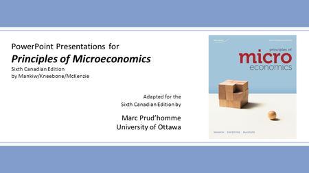 interdependence between microeconomic and macroeconomic