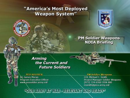 """America's Most Deployed"