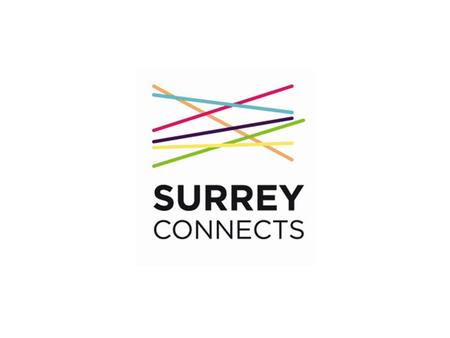 Mark Pearson Chief Executive SURREY CONNECTS Enterprise Partnership.