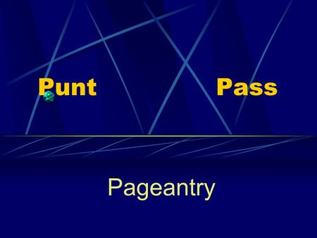 Punt Pass Pageantry. Incidence of Pediatric Pancreatic Trauma NPTR- 154 injuries in 49540 patients-7 years (only 31- grades III,IV,V) Canty 18 major ductal.