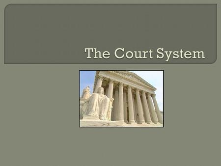  The US court system is an adversarial system.  This means that the trial is a contest between two sides.  The judge makes rulings on the law and manages.
