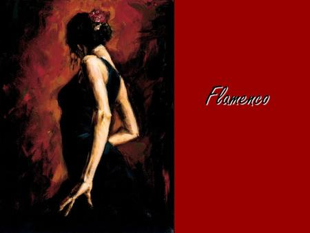 Flamenco. Flamenco is a folk art and culture from Spain. It is particular to the province of Andalusia in Spain. Historically, it has always been the.