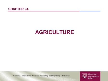 CHAPTER 34 AGRICULTURE.