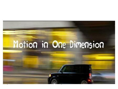 DISPLACEMENT AND VELOCITY Chapter 2-1. Objectives Describe motion in terms of frame of reference, displacement, time and velocity. Calculate displacement,