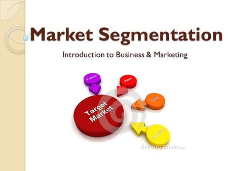 the importance of market segmentation in the introduction of a new product All of these are important to building effective marketing strategies  when  introducing new products, your new product plan needs to be focused on  differentiation and positioning strategies and tactics  conduct a market  segmentation.