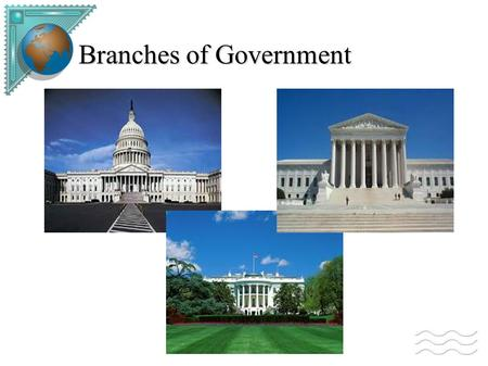 Branches of Government. Legislative Branch House of representatives Currently 435 members in the House Representation based on population of each state.