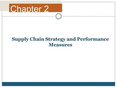 characteristic of effective supply chain management Supply chain management best practices: efficiency, effectiveness better inventory management what is supply chain a role in efficient and effective supply.