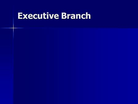 Executive Branch. Georgia's Governor Governor: leaders of the state's executive branch Governor: leaders of the state's executive branch Qualifications: