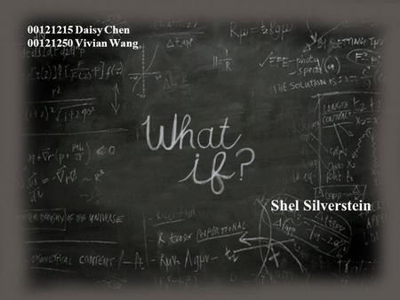 the legacy of sheldon allan silverstein essay