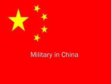 Military in China. US: $739.3bn China: $106bn UK: $63.7bn Russia: $52.7bn India: $31.9bn Sources: IISS; Chinese government Big military spenders - official.