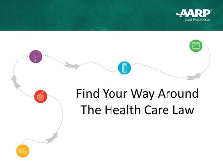 Find Your Way Around The Health Care Law. 2 Agenda People with health insurance People who are uninsured or buy their own coverage People with Medicare.