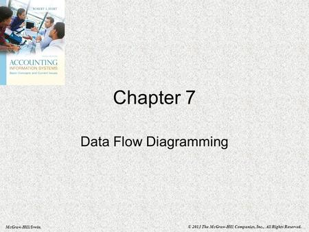 McGraw-Hill/Irwin © 2013 The McGraw-Hill Companies, Inc., All Rights Reserved. Chapter 7 Data Flow Diagramming.