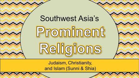 Judaism Meets Zoroastrianism