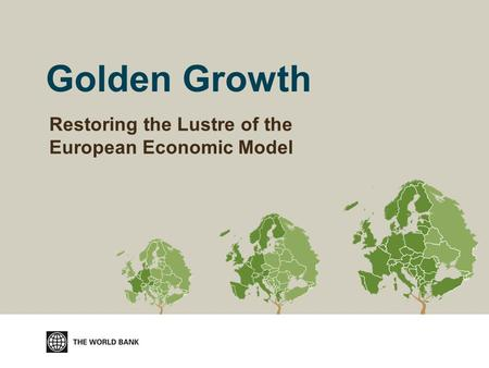 the golden age of european growth The golden age of european growth reconsidered, european review of economic history, cambridge university press, vol 6(01), pages 3-22, april.