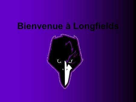 Bienvenue à Longfields. Who am I? Mme Savoie About me: I was born and raised in Fredericton, New Brunswick I graduated from St. Thomas University with.