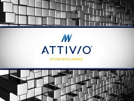 Creating New Business Value with Big Data Attivio Active Intelligence Engine®
