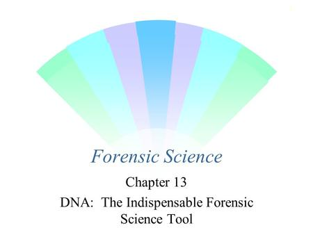Forensics science tool dna essay example