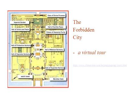 The Forbidden City -a virtual tour
