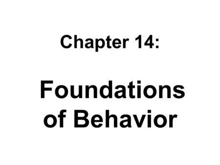 《Organizational Behavior》的笔记-CHAPTER 9 - Foundations of group behavior