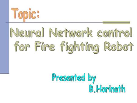 CONTENTS:  Introduction  What is neural network?  Models of neural networks  Applications  Phases in the neural network  Perceptron  Model of fire.