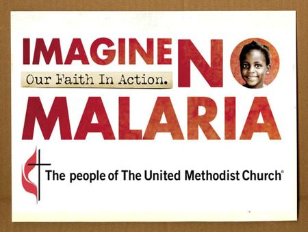 Malaria claims 655,000 lives every year. Every 60 seconds, a child dies of malaria. 85% of those lost are children. that means...