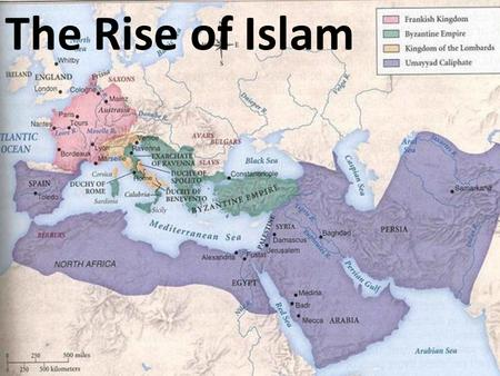 "The Rise of Islam. What is Islam? Mohammed ""Submission"" Muslim-""One who submits to God"" Monotheistic Claims to be in the tradition of the great Jewish."