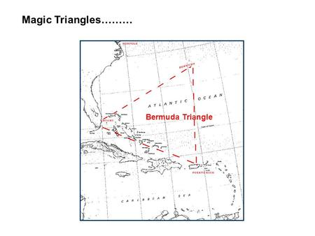 Bermuda Triangle Magic Triangles………. Rules of procedures European Congress ECE Regional Organisation Education Quality - Availability of Care / AEDs Scientific.