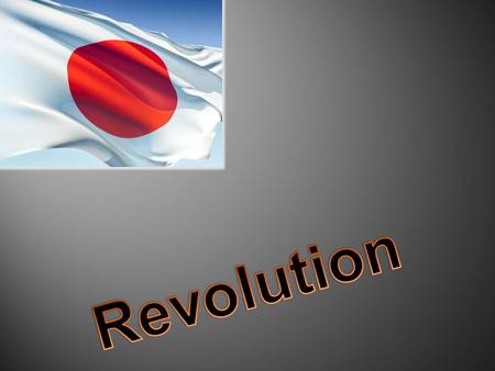 Revolution has occurred through human history and vary widely in terms of methods, duration, and motivating ideology. There are many revolutions such.