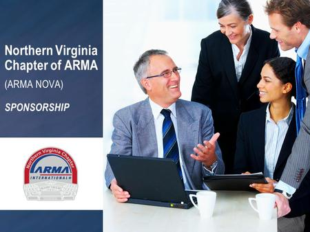 Northern Virginia Chapter of ARMA (ARMA NOVA) SPONSORSHIP.