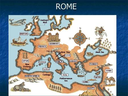 ROME. 2 Etruscan Supremacy: 700-509 BCE Provided link between Greek and Roman Art KEYWORDS: TERRA-COTTA Roman Republican Period: 509-27 BCE Begins with.