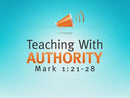 """Speak these things, exhort, and rebuke with all authority. Let no one despise you"" (Titus 2:15)"