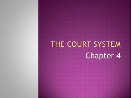 Chapter 4. 1. What would likely happen to Anthony if he turns to the courts for help in ending the discrimination? 2. Does Anthony have a duty to anyone,