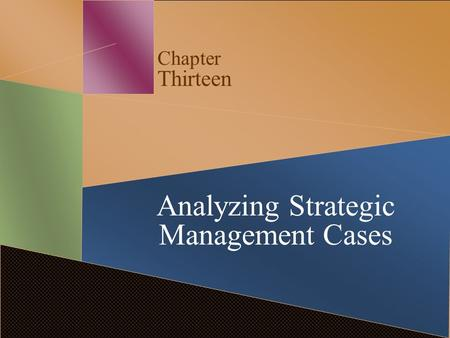finanical acct chapter 13 Financial accounting instructor's manual 13 -2 harcourt, inc chapter outline lo 1 precautions in statement analysis underlying assumptions to financial statements, and changes in these assumptions, require that the.