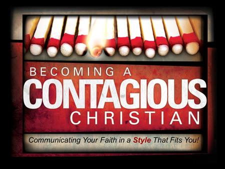 Communicating Your Faith in a Style That Fits You!