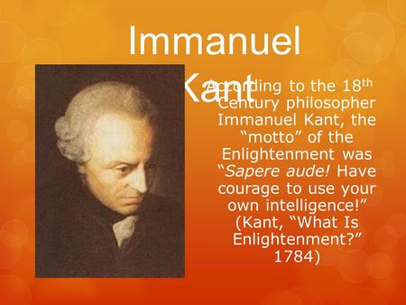"duty and philosophy according to immanuel kant Philosophy 302: ethics kantian ethics the good will is a will that acts from duty as a ""good-in-itself"" 1 kant emphasizes these important immanuel."