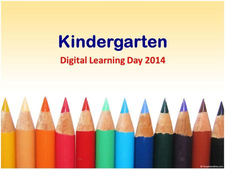 Kindergarten Digital Learning Day 2014. Mrs. Donez's Class used the app, Educreations to illustrate and explain addition and subtraction. Click here to.