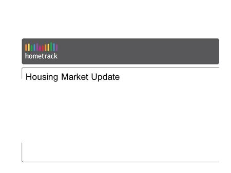 Housing Market Update. 2 © Hometrack 2013 Specialist insight on residential property value, risk and opportunity Profile of house price 'recovery' for.