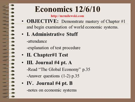 notes for economics test Test prep home → sparknotes → economics study guides → aggregate demand measuring the economy 1 table of contents introduction and summary.