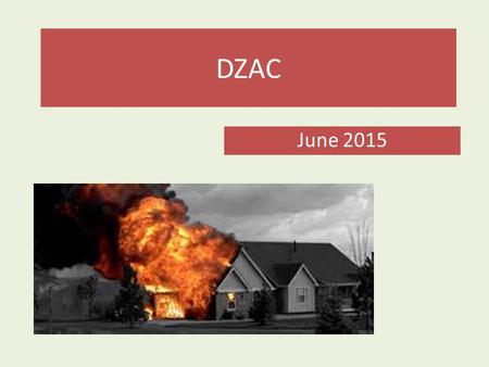 DZAC June 2015. Extension Cords and Outlet Safety About 4,000 extension cord-related injuries yearly 50 result in death Half are lacerations, contusions,