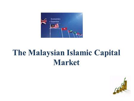 The Malaysian Islamic Capital Market