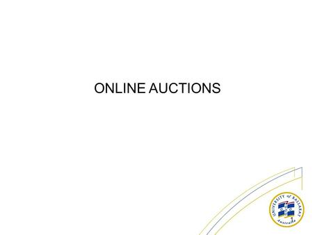 1 ONLINE AUCTIONS. 2 Consumer power is changing the way the world shops – Search Product information Price comparison Online auctions offer an alternative.